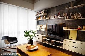 简欧别墅室内隔断设计装饰效果图片