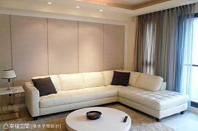 30坪的宜家风格沙发背景墙效果图