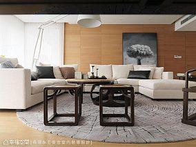 东方美学中式家装效果图