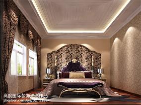 阁楼卧室装潢