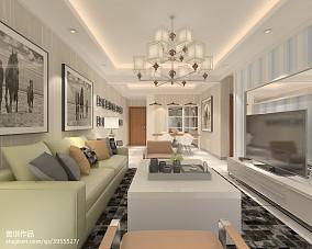 工业风格装修客厅