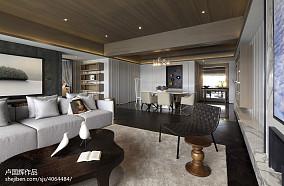 79.9平客厅现代装饰图片大全
