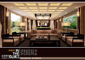 客厅中式欣赏图