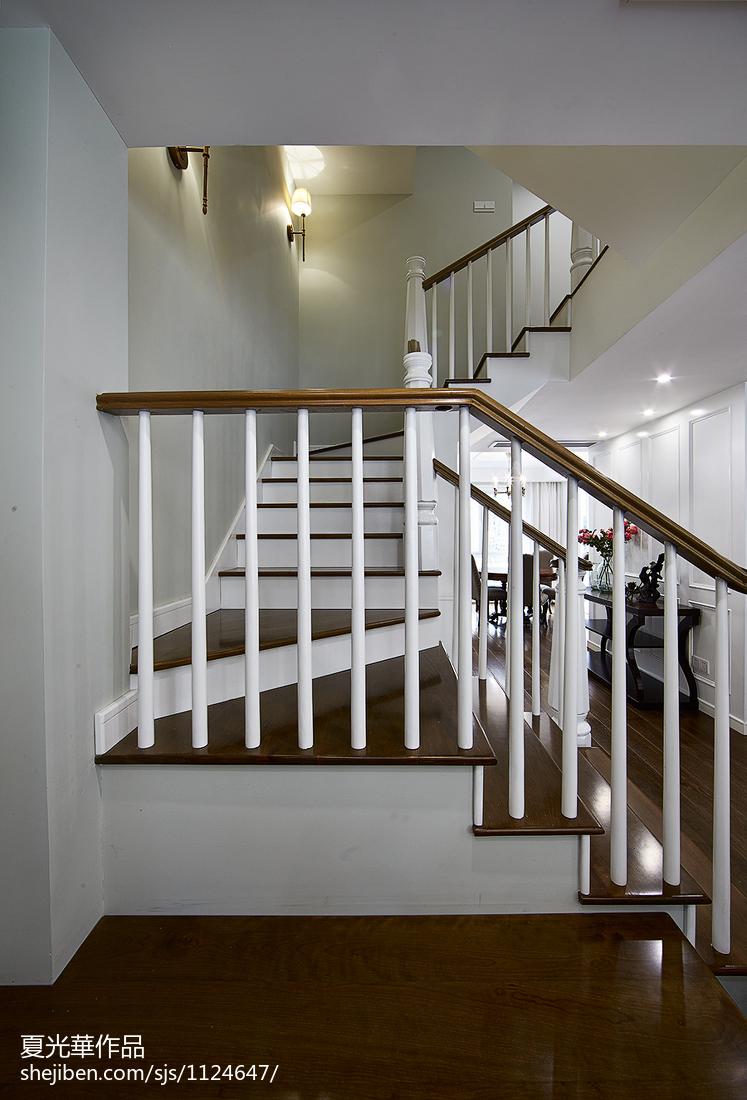 精美室内楼梯装修效果图大全