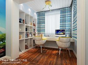 热门大小106平现代三居儿童房设计效果图