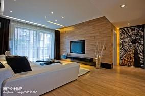 精选大小73平混搭二居客厅装修欣赏图片大全