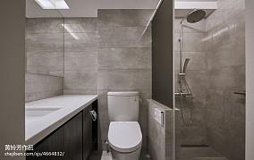 热门三居卫生间新古典欣赏图片