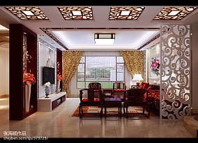 100平米房屋设计图客厅设计欣赏