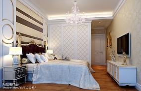 质感欧式床头软包背景墙