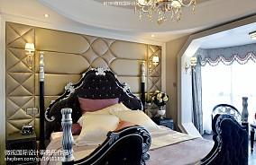 热门卧室新古典装修图片大全
