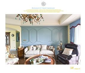 热门70平米二居客厅欧式装修图片大全