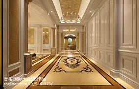 五星级酒店中庭设计