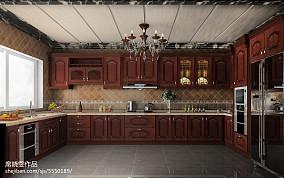 华帝整体厨房装修效果图