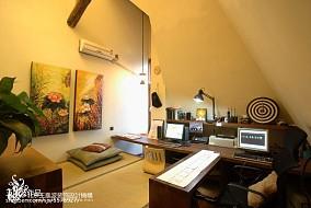 现代小户型公寓卫生间设计效果图
