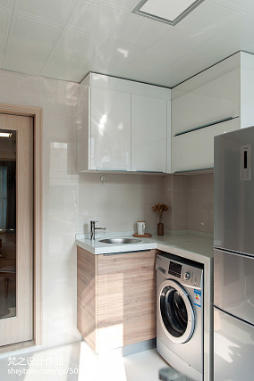 201899平米三居厨房中式欣赏图片大全