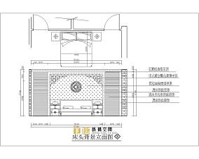质朴110平中式三居客厅美图
