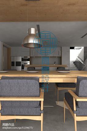 北欧风格客厅小柜子图片