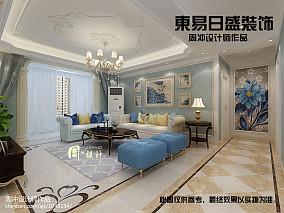 豪华小客厅欧式装修