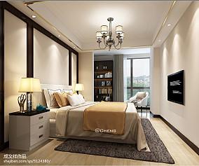 110平米装修时尚客厅
