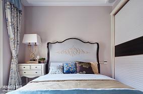 精选110平米混搭别墅卧室装饰图片