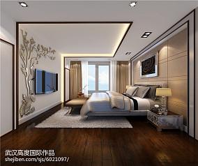 品味简中式卧室设计