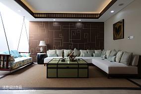 东南亚风格一居室装饰图片大全