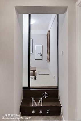 浪漫123平现代三居休闲区设计案例