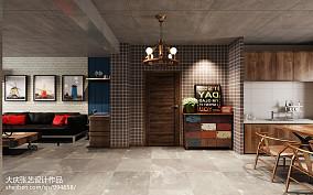 精选89平米二居客厅装饰图片欣赏