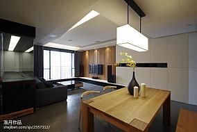 长条形厨房设计