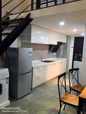 热门83平米小户型厨房装修设计效果图