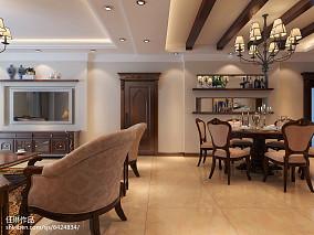 开放式厨房地板革图片