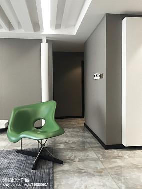 2018面积142平现代四居客厅欣赏图片大全