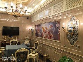 现代风格小平方装修客厅设计欣赏