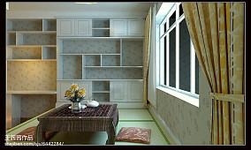 美式卧室天格地板