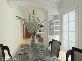 精选面积88平宜家二居餐厅装饰图片大全