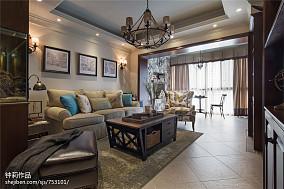 精致140平美式三居装饰图片