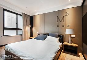 浪漫80平现代二居装修案例