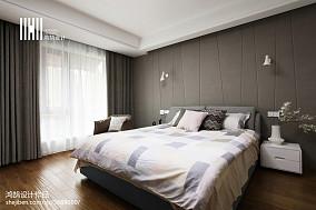 现代房间布置