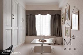 精美美式二居书房装修图片