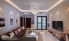 田园风格别墅客厅室内设计图片