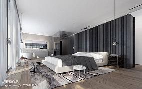 2018精选面积133平别墅卧室装修设计效果图片欣赏