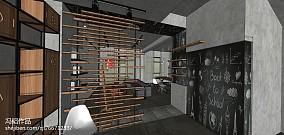 热门别墅玄关装修设计效果图