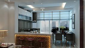 精美简约装修设计厨房
