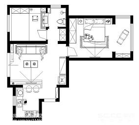 豪宅复式别墅装潢