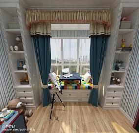 田园风格100平米房屋装修效果图