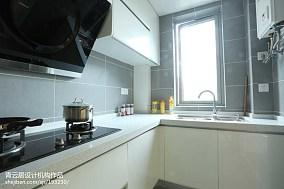 精选面积94平日式三居厨房装修设计效果图片