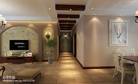 低调简欧式风格厨房卫生间瓷砖