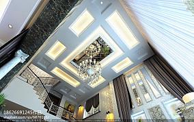 精选121平米中式别墅实景图片欣赏