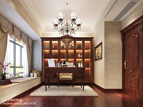 复古别墅室内现代风格图片