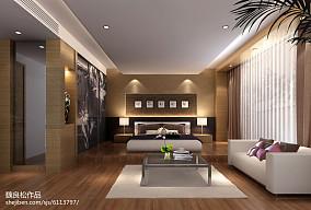热门140平方中式别墅客厅装饰图片